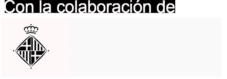 Con la colaboración del Ayuntamiento de Barcelona
